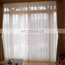 2015 new style customized beautiful curtain of organza curtain