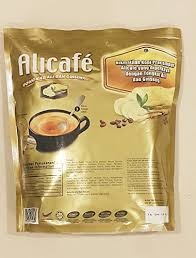 Kopi Tongkat Ali Ginseng Coffee 1 pack alicafe premix 5 in 1 coffee with tongkat ali ginseng 20