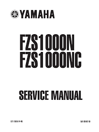 yamaha fazer 1000 service manual transmission mechanics