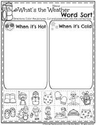 draw the weather worksheet teaching u003c3 pinterest weather