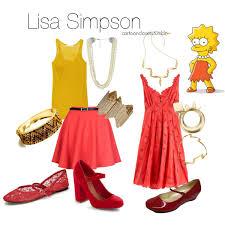 Lisa Simpson Halloween Costume Lisa Simpson Polyvore