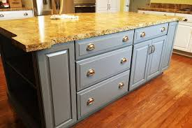 painted kitchen islands painted kitchen cabinets project gallery by grande finale designs
