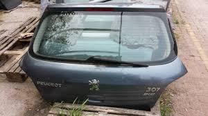 307 tailgate grey ezwd