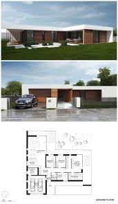 simple bungalow house designs modern with balcony and floor plans