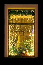 how to hang christmas lights in window smartness christmas lights in windows designs curtains