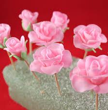 fondant roses tutorial gwen u0027s kitchen creations