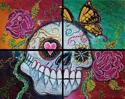 sugar skulls for sale sugar skull heart of