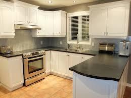 backsplash kitchen kitchen backsplashes black glass tiles for kitchen backsplashes 4