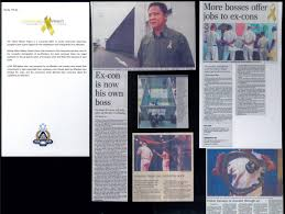yellow ribbon project print ad by singapore prison service