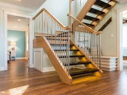 Houzz Entryway Stunning Staircases 61 Styles Ideas And Solutions Diy Network