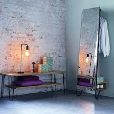 full length wall mirrors freestanding tall bathroom mirror