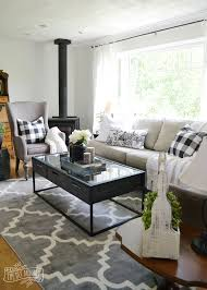 cottage livingrooms our guest cottage living room neutral mix and match style the