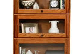 Bookcase With Glass Door Lawyers Oak Cabinet Glass Door Ecicw Cecif Entry Doors