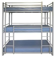 Cheap  Person Bunk Bed Used Metal Triple Bunk Beds For Sale Buy - Used metal bunk beds