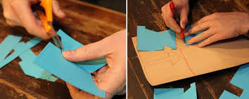 leather women s wallet pattern how to make a leather wallet by hand the art of manliness