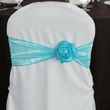 rosette chair covers chair covers glow concepts linen rental