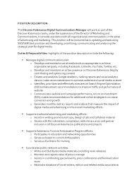 job description discover kalamazoo digital communications manage u2026