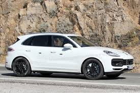 porsche new 2017 porsche cayenne what to expect by car magazine