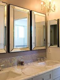 Bathroom Vanities And Mirrors Sets Bathroom Mirror Set White Marble Top Bathroom Vanity Mirror Set