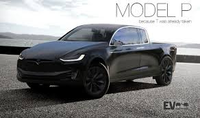 tesla tesla pickup truck inhabitat green design innovation