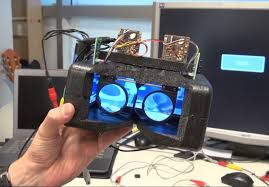 3 D Video Oneironauts Stereoscopic 3d Blenders Tools And Country