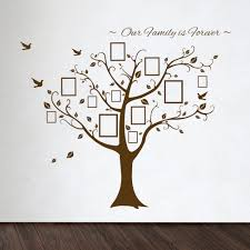 White Tree Wall Decal Nursery by Xxl Huge Family Tree Wall Decal Photo By Superstickerdecals