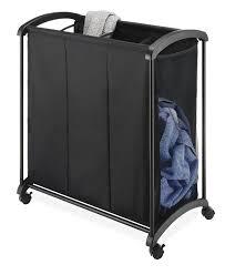 Sorter Laundry Hamper by Seville Classics Tilt 2 Bag Laundry Sorter In Snow White Ebay