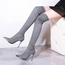 womens high heel boots australia high heeled pointed with boots boots botas mujer with