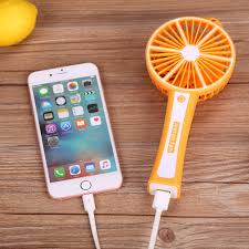 Cool Gadgets For Home Fashion Mini Portable Hand Held Fan Air Conditioning Usb