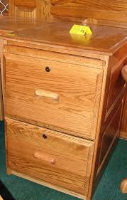Oak File Cabinet 2 Drawer Gateway Iv Real Solid Oak Furniture