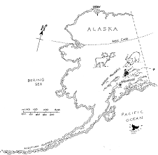 Aleutian Islands Map Alaska Map Outline Png Image Gallery Hcpr