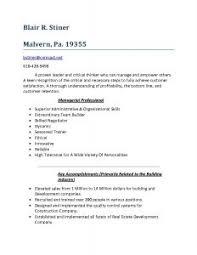 personal resume exles skills profile resume musiccityspiritsandcocktail