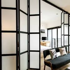 small space room dividers doors pinterest divider small