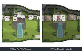 plan villa villa makanda at shalimar villas bali villas bali villas