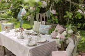 tablecloths decoration ideas chic tea party decoration ideas to be inspired by decohoms