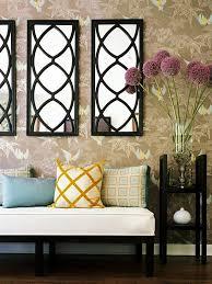 Image Of Decorative Wall Mirror Home Decor Wall Mirrors Wild - Living room wall decor ideas