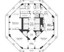 Octagon Home Plans 100 Million Octagon Shaped Penthouse In New York City Homes Of