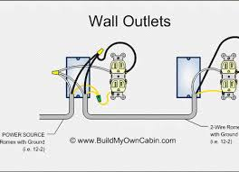 delightful how to wire an electrical outlet wiring diagram house