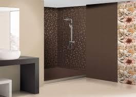badezimmer in braun mosaik haus renovierung mit modernem innenarchitektur tolles fliesen