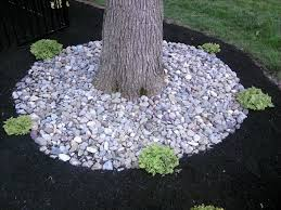 River Rock Landscaping Ideas Refreshing A Swimming Pool Landscape All About The House