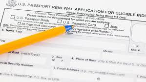 passport renewal form and process us passport guide pro
