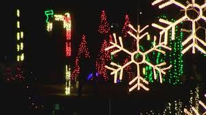 yogi bear christmas lights popular annual lights show at jellystone park won t happen this year