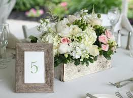 wedding reception table decorations best inexpensive wedding centerpieces ideas on simple wedding