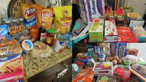 wal mart thanksgiving huge costco and walmart haul youtube