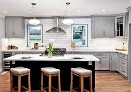 how to install peninsula kitchen cabinets kitchen island vs peninsula design guide designing idea