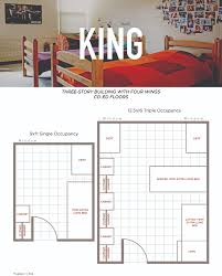 smith college king house floor plan house interior
