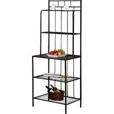 Contemporary Bakers Rack Modern U0026 Contemporary Baker U0027s Racks You U0027ll Love Wayfair