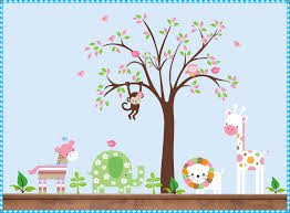 Baby Wall Decals For Nursery by Wall Mural Decals Nursery Baby Wall Murals And Decals U2013 Home