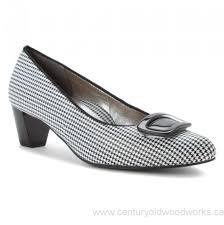 2017 shoes women u0027s ara soleil black leather patent pumps