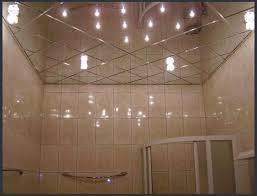 Mirror Bathroom Tiles Strong Mirror Ceiling Tiles For High End Reflective Ceiling Isc